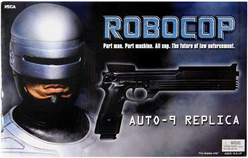 NECA RoboCop Auto-9 Handgun Prop Replica