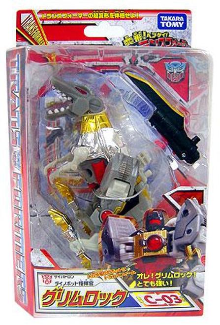 Transformers Japanese Classics Henkei Deluxe Grimlock Deluxe Action Figure C-03