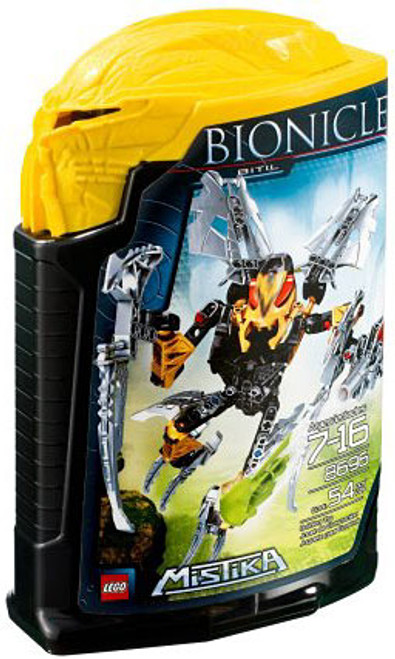 LEGO Bionicle Mistika Bitil Set #8696