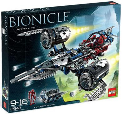 LEGO Bionicle Jetrax T6 Set #8942