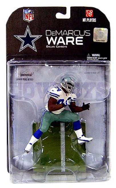 McFarlane Toys NFL Dallas Cowboys Sports Picks Series 18 DeMarcus Ware Action Figure