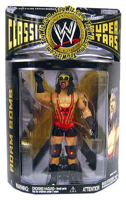 WWE Wrestling Classic Superstars Series 19 Adam Bomb Action Figure
