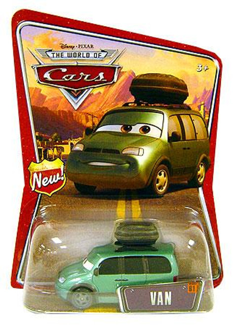 Disney Cars The World of Cars Series 1 Van Diecast Car