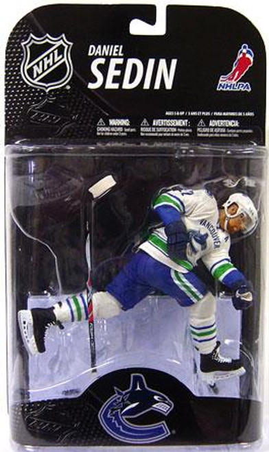 McFarlane Toys NHL Vancouver Canucks Sports Picks Series 20 Daniel Sedin Action Figure