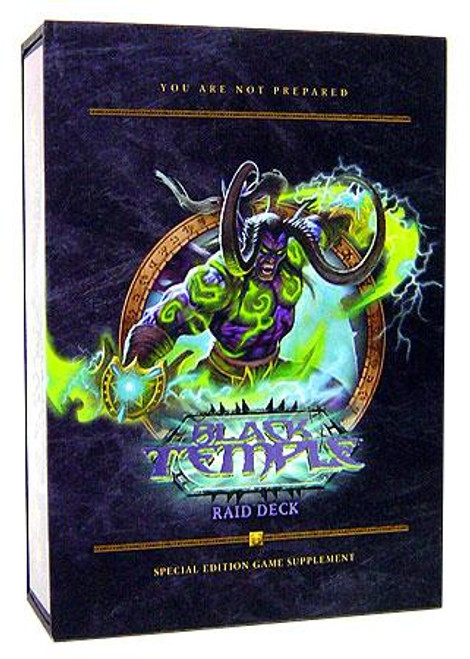 World of Warcraft Trading Card Game Black Temple Raid Deck