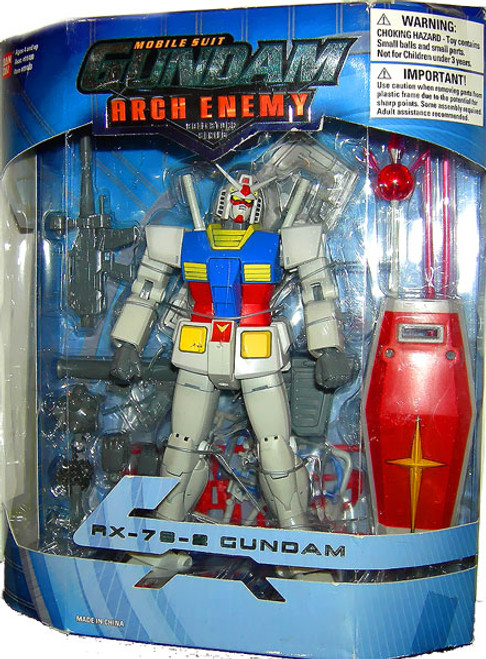 Mobile Suit Arch Enemy RX-78-2 Gundam Action Figure