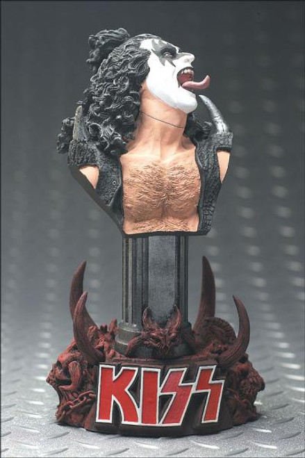 McFarlane Toys KISS Gene Simmons The Demon Statuette