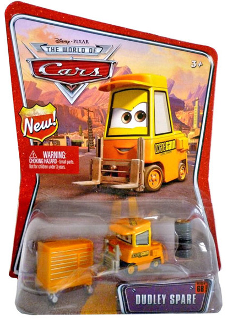 Disney Cars The World of Cars Series 1 Dudley Spare Diecast Car