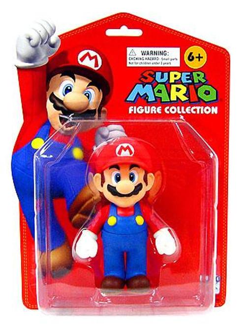 Super Mario Series 1 Mario 5-Inch PVC Figure