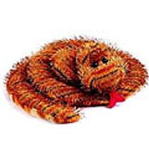 Webkinz Tiger Snake Plush