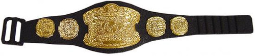 WWE Wrestling Tag Team World Champion Belt Action Figure Accessory [Loose]
