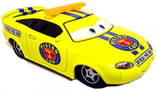 Disney Cars Loose Charlie Checker Diecast Car [Loose]