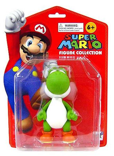 Super Mario Series 1 Yoshi 5-Inch PVC Figure