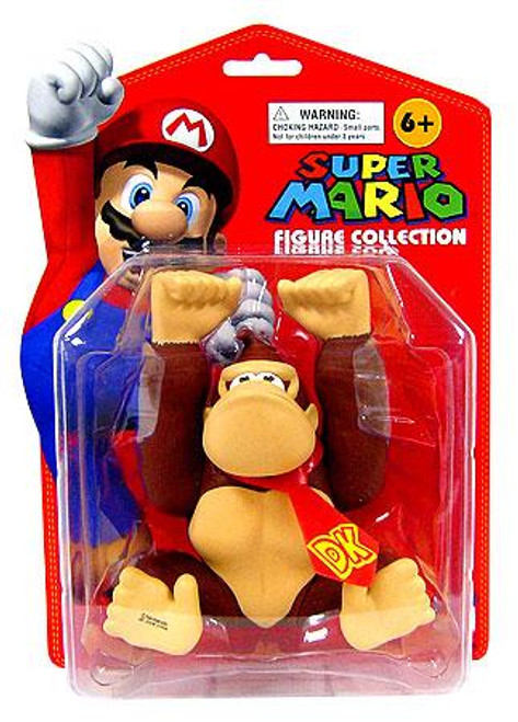 Super Mario Series 1 Donkey Kong 5-Inch PVC Figure