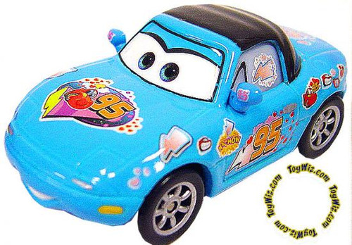 Disney Cars Loose Dinoco Tia Diecast Car [Loose]