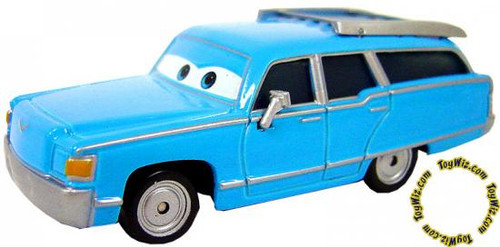 Disney Cars Loose Mrs. The King Diecast Car [Loose]