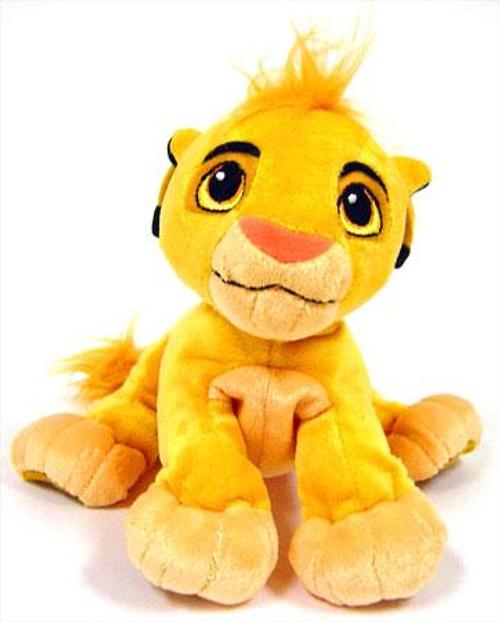 Disney The Lion King Simba 5-Inch Plush