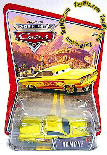 Disney Cars The World of Cars Series 1 Ramone Diecast Car [Gold]