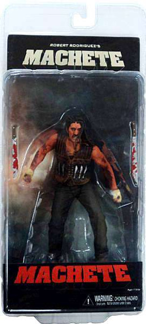 NECA Cult Classics Hall of Fame Machete Action Figure