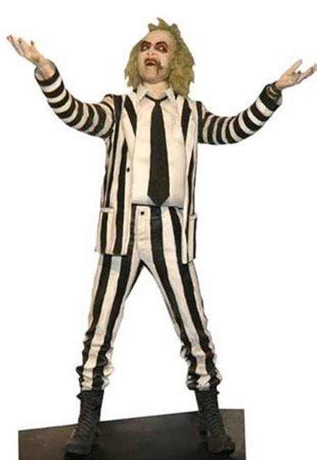 NECA Cult Classics Hall of Fame Beetlejuice Action Figure
