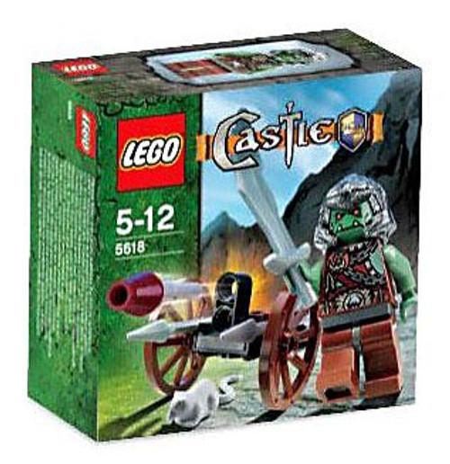LEGO Castle Troll Warrior Set #5618