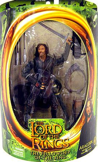 The Lord of the Rings The Fellowship of the Ring Aragon Action Figure