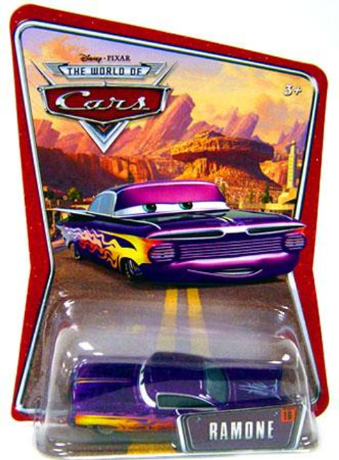 Disney Cars The World of Cars Series 1 Ramone Diecast Car [Purple]