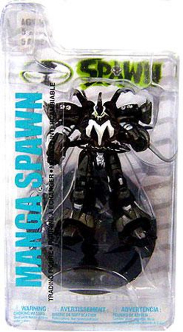 McFarlane Toys Series 2 Manga Spawn Action Figure [Black & White Variant]