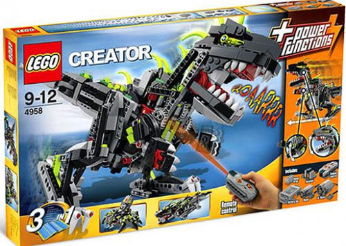 LEGO Creator Monster Dino Set #4958