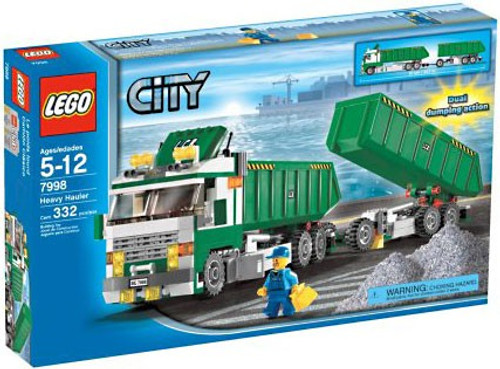 LEGO City Classic Truck Set #7998