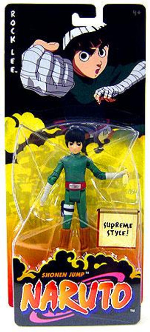 Naruto Rock Lee Action Figure [Supreme Style]
