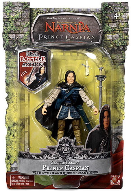The Chronicles of Narnia Castle Escape Prince Caspian Action Figure