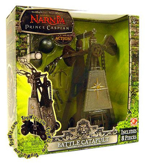 The Chronicles of Narnia Prince Caspian Battle Catapult Playset