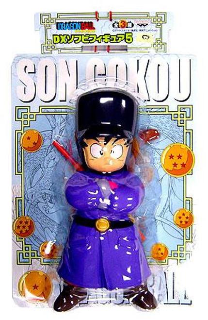 Dragon Ball Red Ribbon Army Goku 8-Inch Vinyl Statue