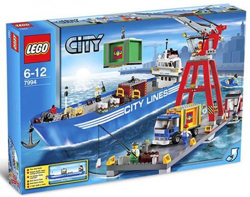 LEGO City Harbor Set #7994