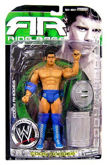 WWE Wrestling Ruthless Aggression Series 34.5 Ring Rage Cody Rhodes Action Figure