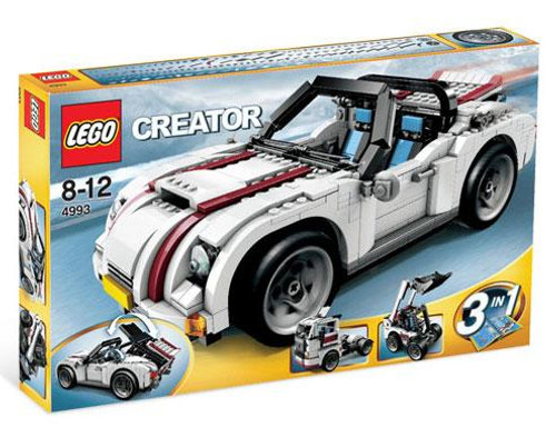 LEGO Creator Cool Convertible Set #4993