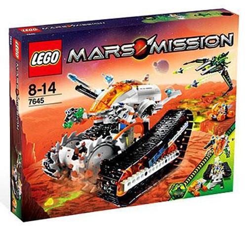 LEGO Mars Mission MT-61 Crystal Reaper Set #7645
