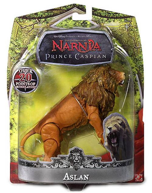 The Chronicles of Narnia Prince Caspian Aslan Action Figure