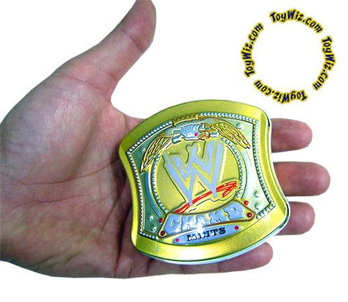 WWE Wrestling WWE Official Champ Mints
