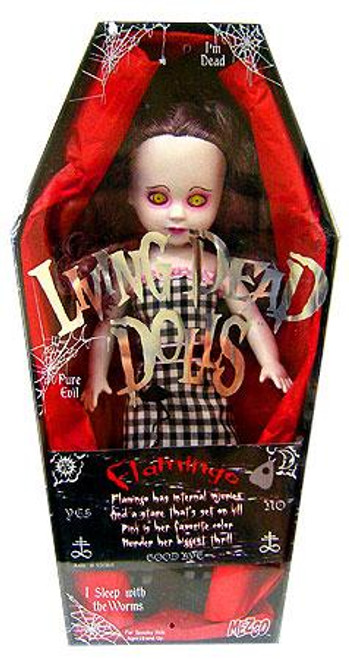 Living Dead Dolls Series 15 Flamingo Doll