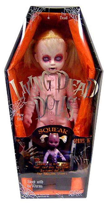 Living Dead Dolls Series 16 Squeak Doll
