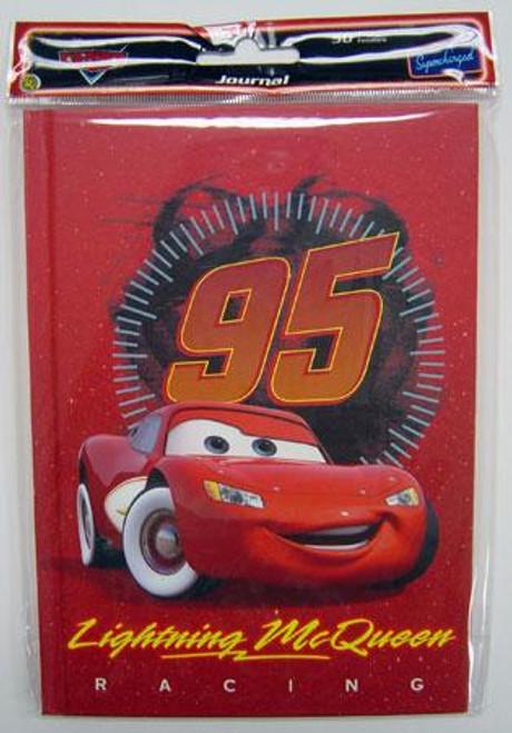 Disney Cars Lightning McQueen Racing Journal