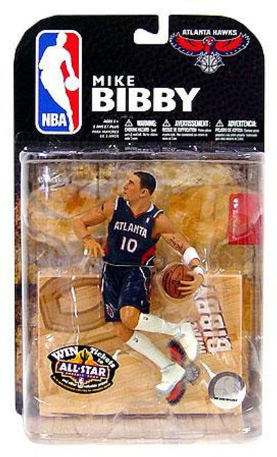 McFarlane Toys NBA Atlanta Hawks Sports Picks Series 15 Mike Bibby Action Figure