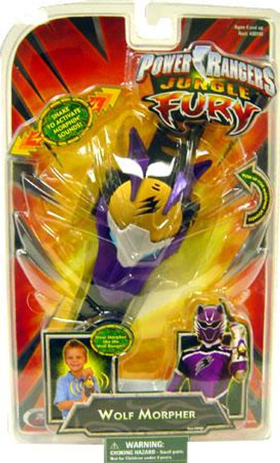 Power Rangers Jungle Fury Wolf Morpher Roleplay Toy