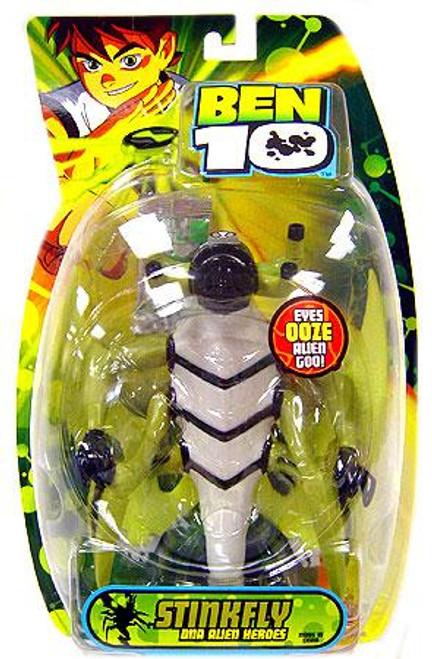 Ben 10 DNA Alien Heroes Stinkfly Action Figure