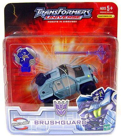 Transformers Universe Robots in Disguise Brushguard Action Figure