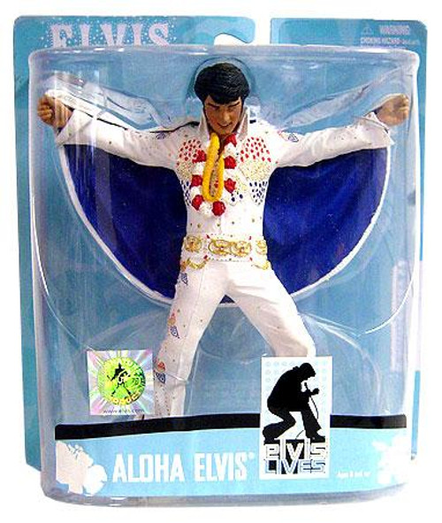 McFarlane Toys Aloha Elvis Presley Action Figure #8