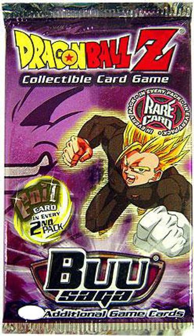 Dragon Ball Z Collectible Card Game Buu Saga Booster Pack