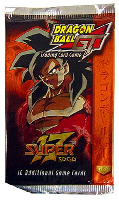Dragon Ball GT Trading Card Game Super 17 Saga Booster Pack